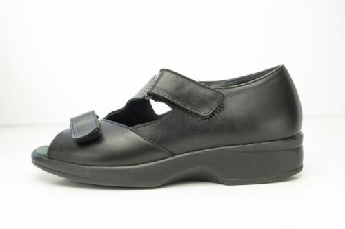 donna Sandali Foot Solutions Scarpe 5 6 da 7 Ortesi Nero XzUpX
