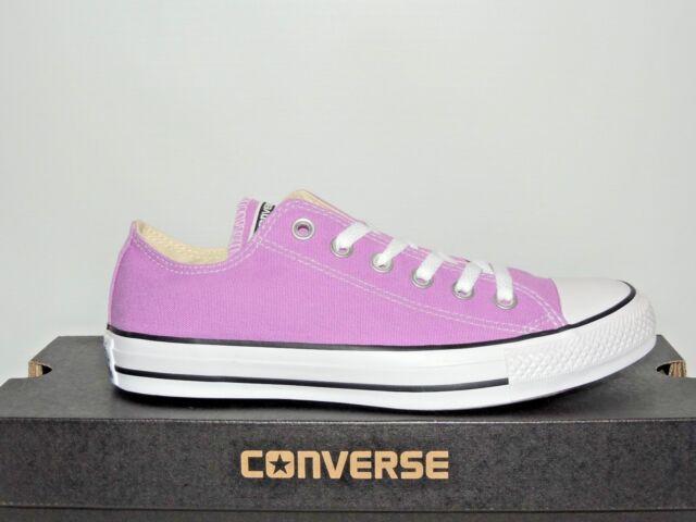 e9c188ff49ca Converse Chuck All Star Sneaker Trainers Canvas Ox Fuchsia Glow ...