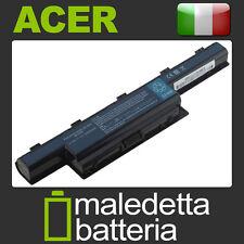 Batteria POTENZIATA 5200mAh per Acer Aspire 5742g 5741G 5741G 5750G 7551G