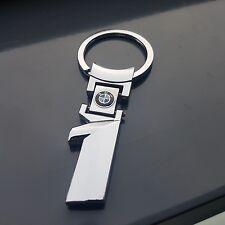 **NEU** BMW Schlüsselanhänger Edelstahl silber 1er 1 Einser