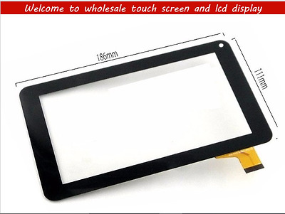 New 7/'/' Capacitive Touch Screen Digitizer For Kids Tablet Sprout Channel Cubby 7