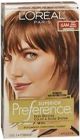 L'oreal Superior Preference - 6am Light Amber Brown (warmer) 1 Each (pack Of 3) on sale