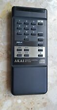 AKAI RC-C32 CD Player Original Fernbedienung * Remote Control