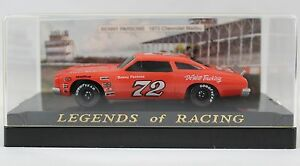 1992-Legends-of-Racing-72-Benny-Parsons-1973-Chevrolet-Malibu-1-43-Scale-NEW