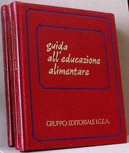 GUIDA-ALL-039-EDUCAZIONE-ALIMENTARE-I-G-E-A-3-volumi