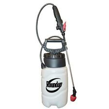 Multi Nozzle Garden Sprayer Mister Lawn Care Heavy Duty 1 Gallon Tank Spray  Wand