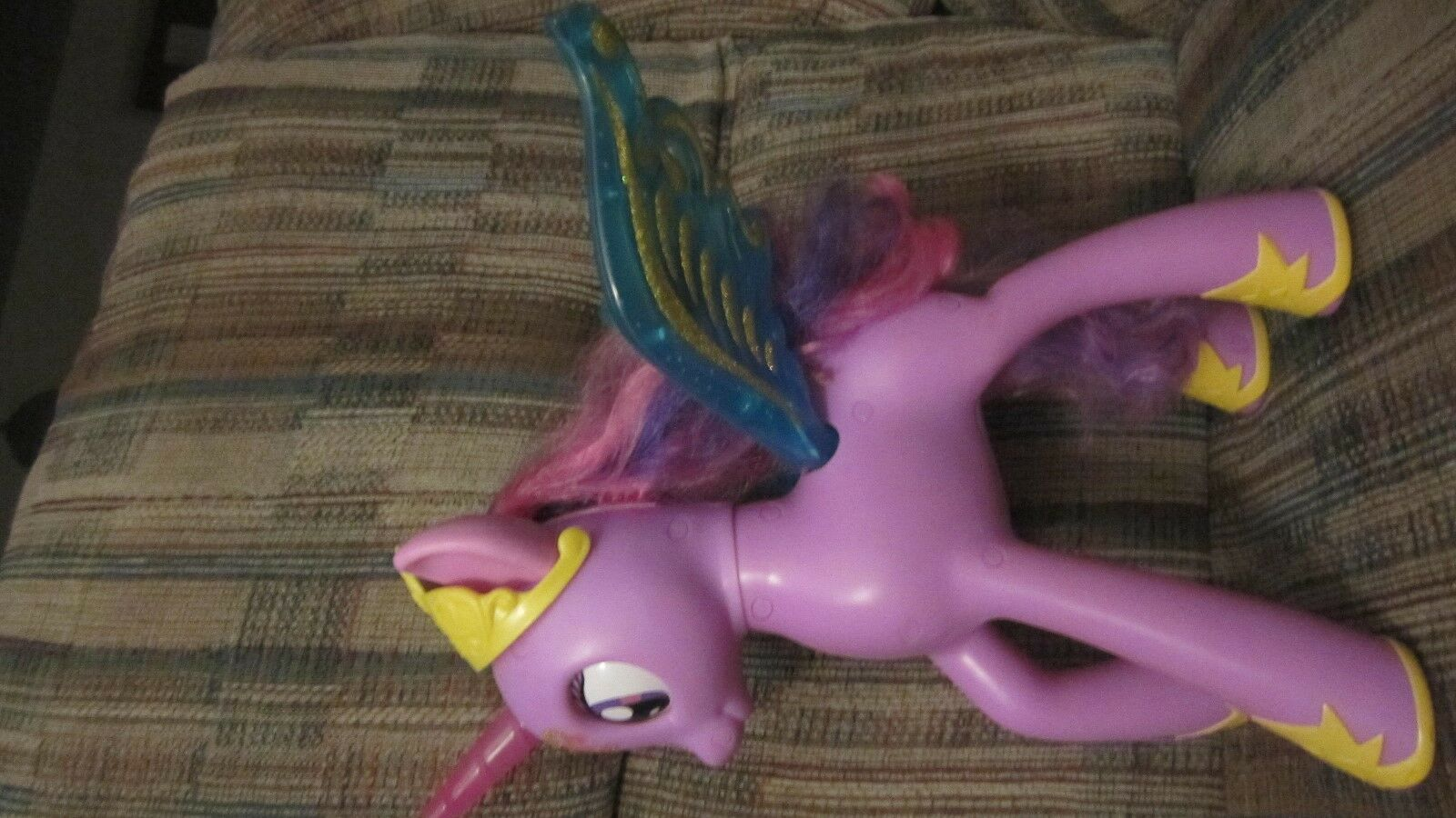 MLP My Little Pony Talking Talking Talking Princess Twilight Sparkle Wings Light Up f9986b