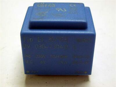 Brillant Print Trafo 230v 50/60hz 6v 2va Typ Ei30/15,5 1 Stück PüNktliches Timing