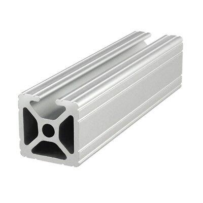 "80//20 Inc 10 Series 1"" x 1"" Single T-Slot Aluminum Extrusion 1001 x 90/"" Long N"