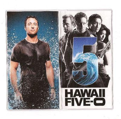 Hawaii Five-O Checkbook Cover  *HOT*
