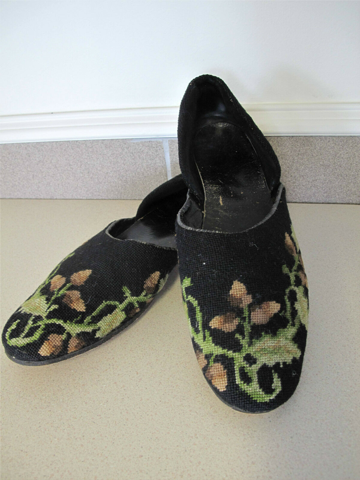 Men's shoes Hand Made for home Order Acorn Embroidery Savoia Quality Initial AP