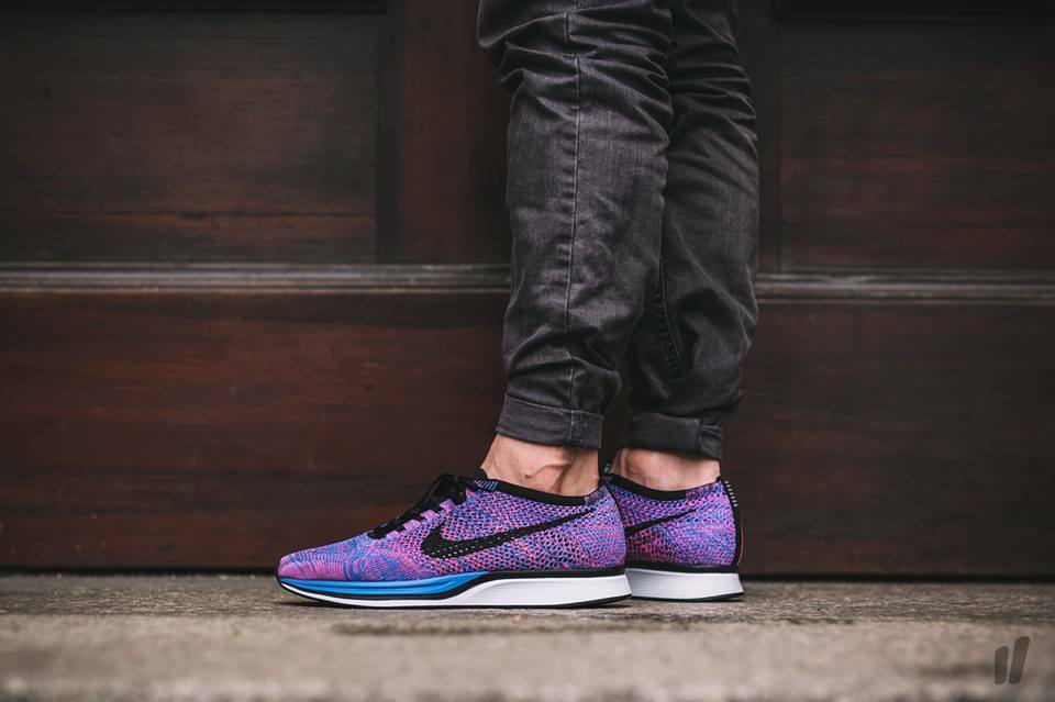 NIKE FLYKNIT RACER MEN NEW WITHOUT BOX!!!