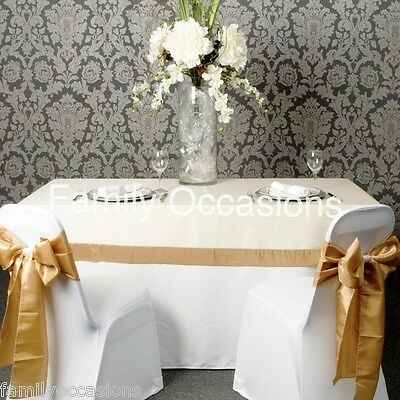 ORGANZA TABLE CLOTHS, ORGANZA OVERLAY, 90INCH X 90INCH, 229CMX229CM MANY COLOURS
