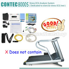New Wireless Stress Ecg Ekg Pc Systems With Free Analysis Software Contec8000s