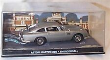 James bond car collection Aston Martin DB5 Thunderball Mint boxed