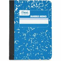 Acco Memo Book Narrow Ruled 80 Sheets 5-1/2x4 Assorted 45417