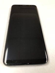 Samsung-Galaxy-S8-SM-G955U-6-2-034-64GB-Verizon-Unlocked-Midnight-Black