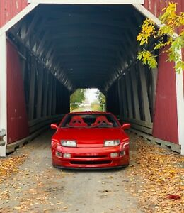 1990 Nissan 300 ZX 2+0 t-top