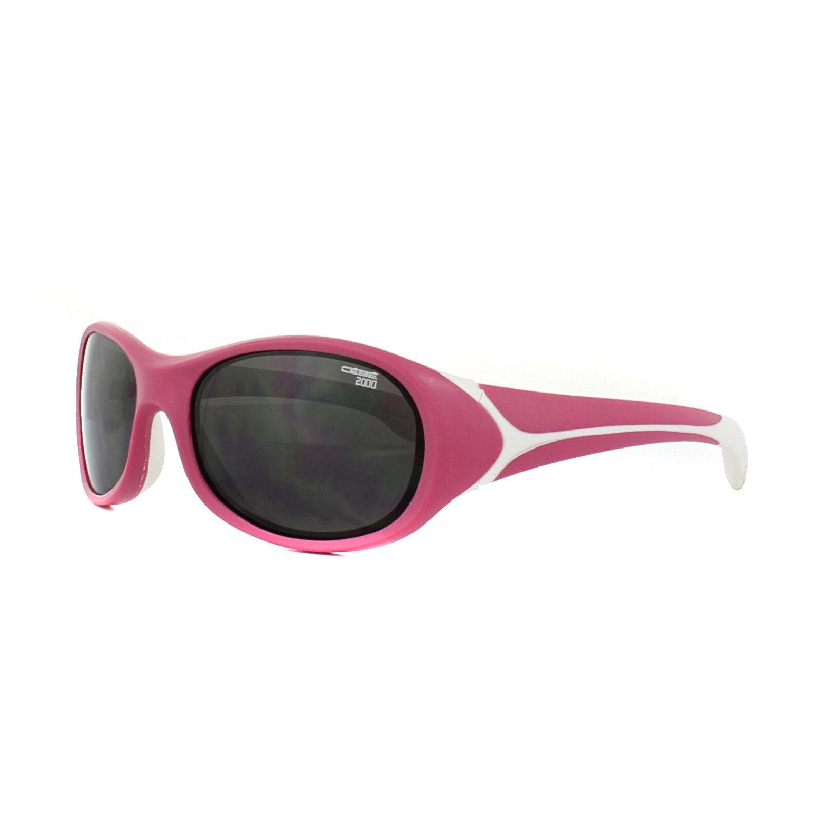 6933c41dff1 Buy CEBE Junior Sunglasses Flipper Cbflip2 Raspberry 2000 Grey ...
