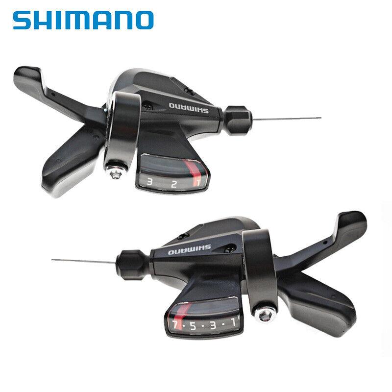Shimano SL-M310-8R 8 Speed Rear Gear Shift Lever Black