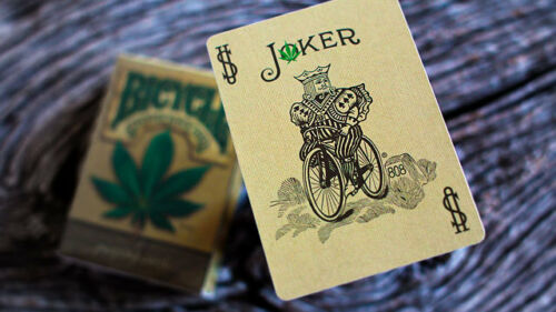 Bicycle Hemp Playing Cards Deck