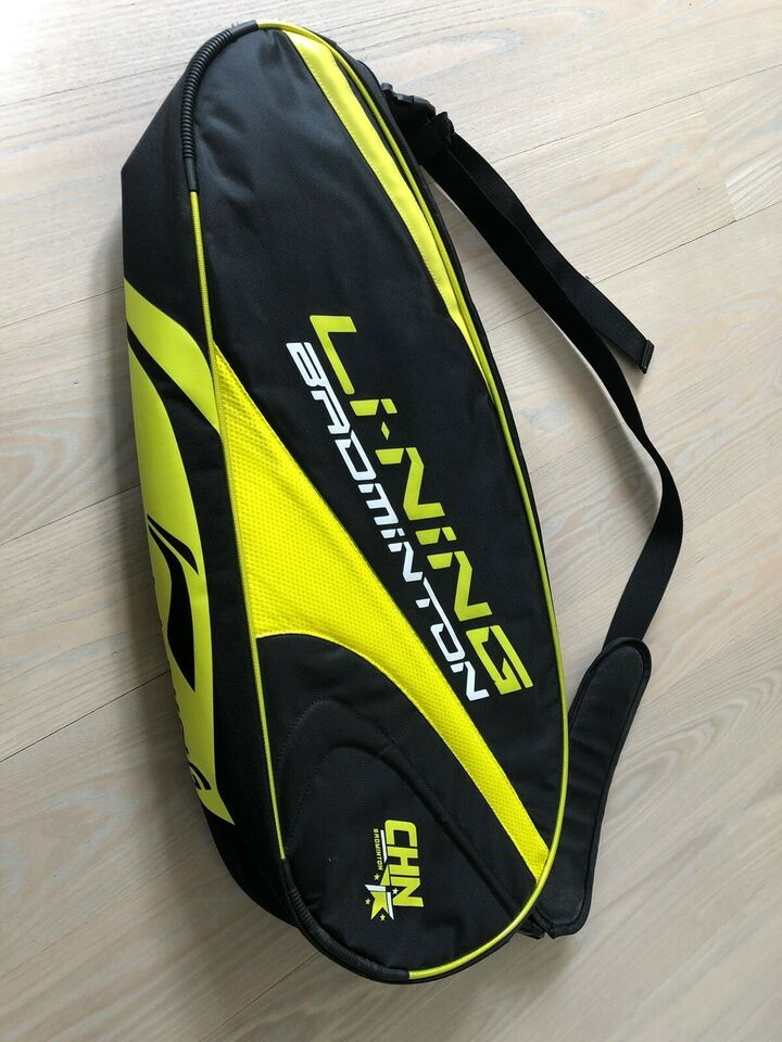 Badmintontaske, CHN Badminton
