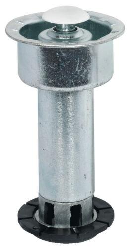 Häfele Sockelverstellfuß Sockelfuß Verstellfuß höhenverstellbar STAHL 160 kg