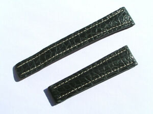 20mm-Breitling-Band-20-16-Croco-blau-grau-blue-Strap-fuer-Faltschliesse-074-20