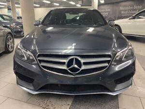 2016 Mercedes-Benz E250 Bluetec 4MATIC