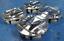 SET-OF-4-Genuine-OEM-Honda-Wheel-Center-Cap-Aluminum-Chrome-44732-T2A-A41 thumbnail 1