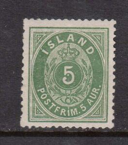 Iceland #16 Mint