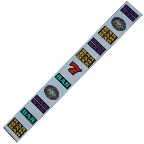 Reel Tape 846-499-00 Triple Diamond IGT