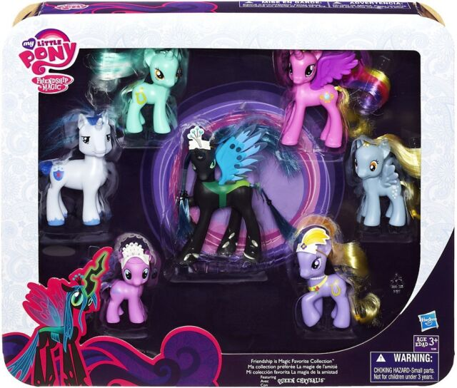 My Little Pony Favorite Collection Friendship Is Magic For Sale Online Ebay