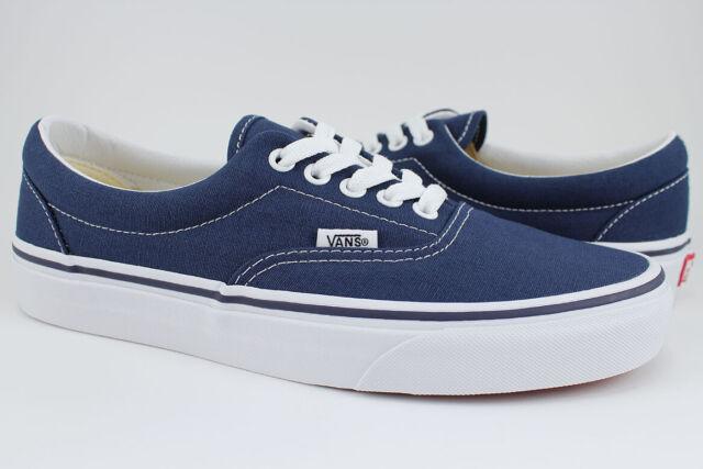 Vans Era - Navy Blue/White - Canvas