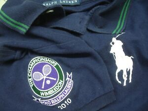 Pony Women Big The Championships 2010 Ralph Polo Wimbledon Lauren thdsQr