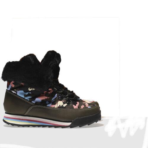 Rocket Dog Caqui Icee Candy Camo entrenador botas talla 5