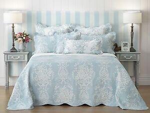 Bianca-Florence-Bedspread-Set-Blue