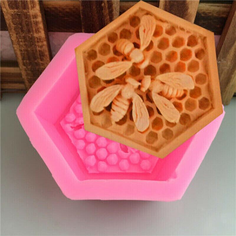 #23 3D Bee Honeycomb
