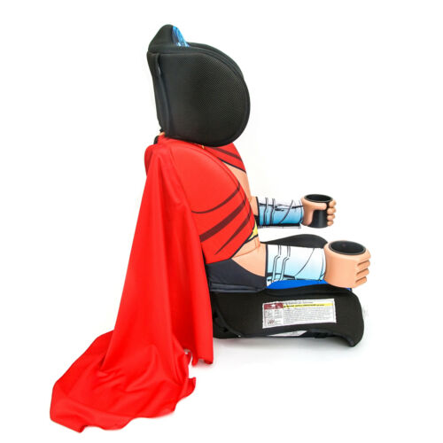 KidsEmbrace Booster Car Seat DC Comics Wonder Woman Combination Safety Chair New