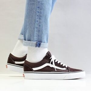 ffee38d6 VANS OLD SKOOL SKATE SHOES MEN'S SIZE 10.5 NIB CHOCOLATE TORTE | eBay