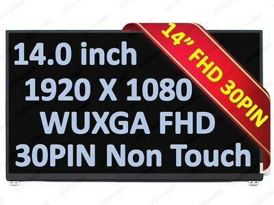 "SP 14.0/""LED LCD Screen LG LP140WF7-SPH1 LP140WF7 H1 1920X1080 LGD0557 0R6D8G"
