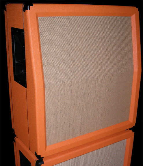 Son Set Beach NEW 4x12 Orange Speaker Cab 412 Awesome  With Eminence Speakers