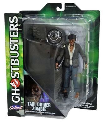 Diamond Select GHOSTBUSTERS Figurine TAXI DRIVER ZOMBIE Comme neuf on Card
