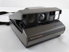 Vintage Polaroid Spectra System  Instant Flash Camera Quintic Lens Excellent Con