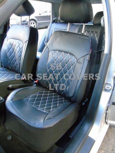 FULL SET ROSSINI DIAMOND-BLACK SEAT COVERS TO FIT A HONDA HRV CAR i
