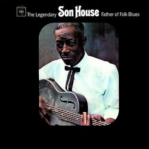Son-House-Vater-von-Folk-Blues-Columbia-Records-Verpackt-180-Gramm-Vinyl-LP