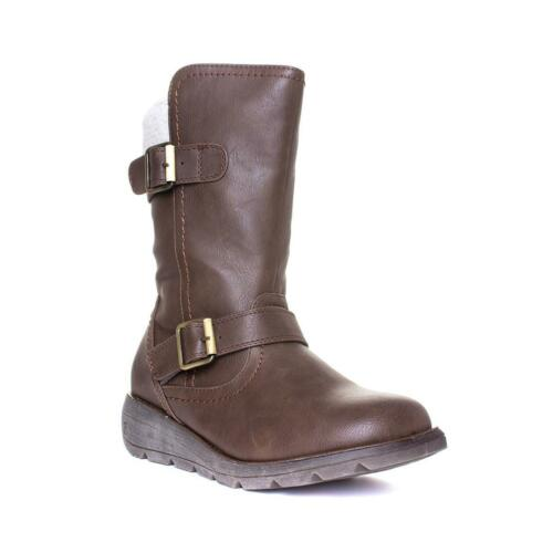 Heavenly Feet Pacific Womens Brown Ankle Boot Sizes 3,4,5,6,7,8,9