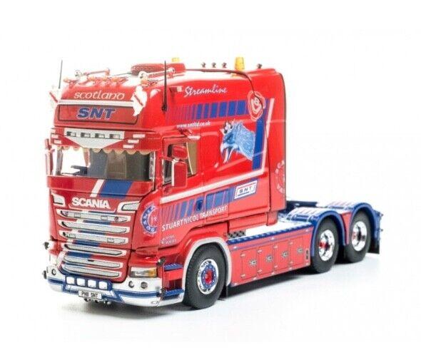 TEKNO SCANIA SNT LONGLINE LONGLINE LONGLINE (69541) TRUCK UK 1 50 bf4
