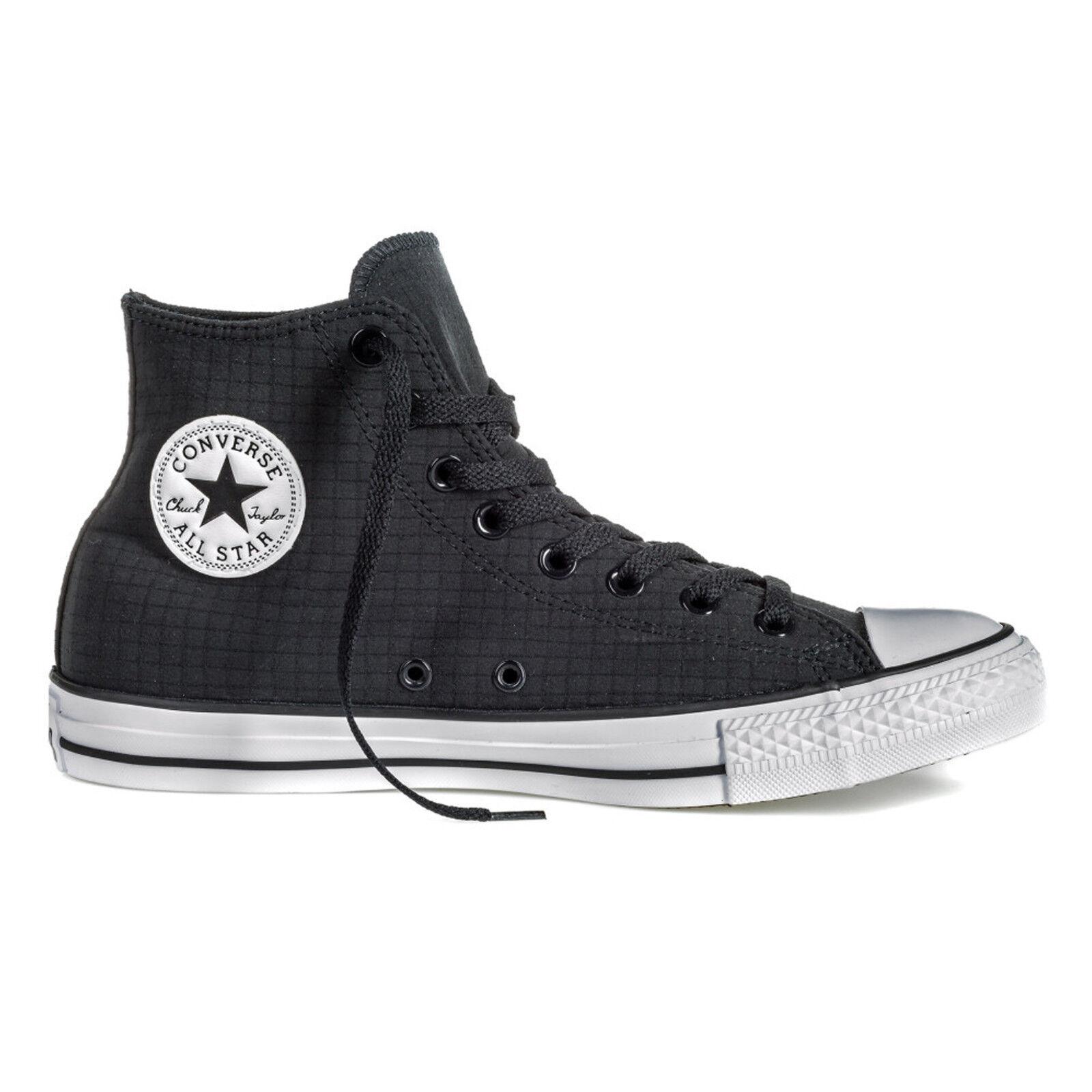 Converse - CTBS HI Black/White/Black Chuck Taylor Bll Star HI Schuhe Chucks Schu