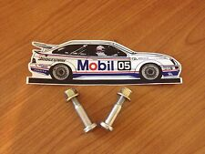 Ford Escort Rs Sierra Cosworth 2WD 4WD Front Ball Joint Pinch Bolt Set